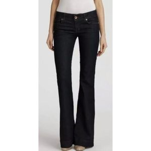 J BRAND love story pure rinse blue denim jeans 26